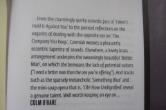 Hotpress Album Review cont.