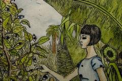 Eye spy: A most usual plant
