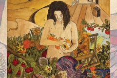 'Keeping Bees' by Dimitra Xidous, Doire Press